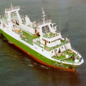 ALBAMAR Freezer stern trawler