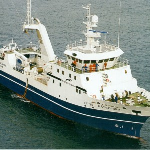 BATSFJORD Freezer stern trawler