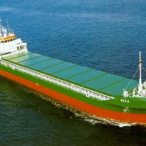 BEZA Cargo vessel