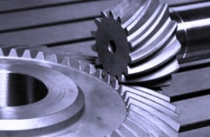 Gears, gear box and machining
