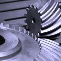 Egranaje Cónico Espiral