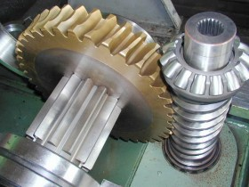 Gears and machining