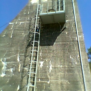 Escalera Torre Pozo