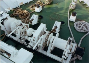 Anchoring and mooring