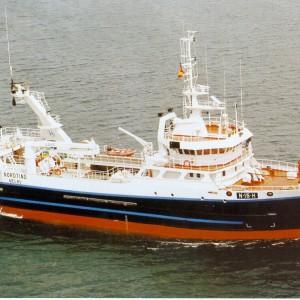 NORDTIND1 – Wet fish stern trawler