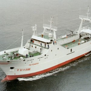 PETENERO Freezer stern trawler