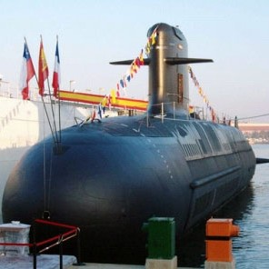 Submarino scorpene