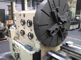 Torno Horizontal 2000×8000 mm